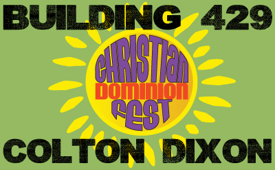 Dominion Christian Fest, Building 429 and Colton Dixon Outdoors, August 28, 2021